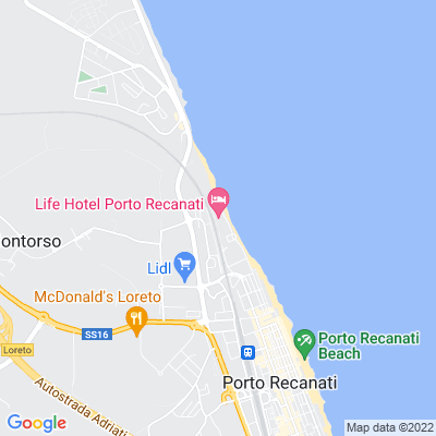 bed and breakfast Hotel a Porto Recanati (MC)