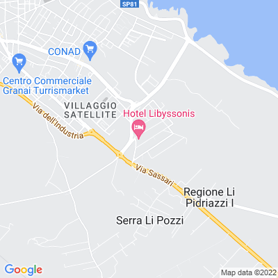 bed and breakfast Hotel a Porto Torres (SS)