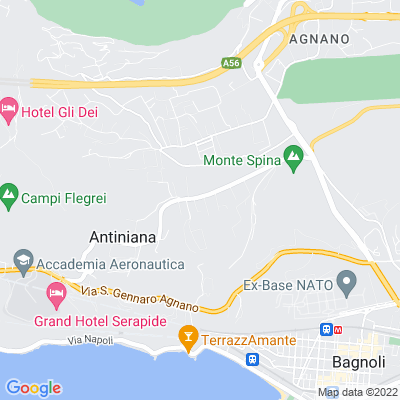 bed and breakfast Hotel a Pozzuoli (NA)