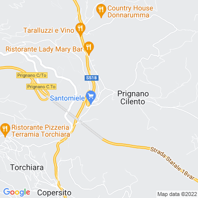 bed and breakfast Hotel a Prignano Cilento (SA)