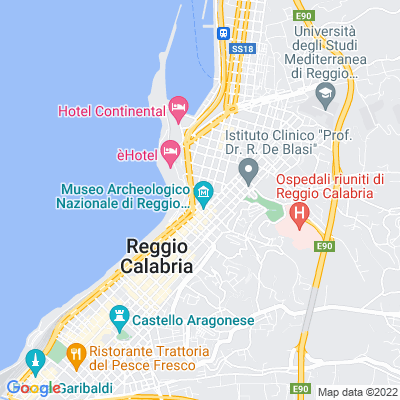 bed and breakfast Hotel a Reggio Calabria (RC)