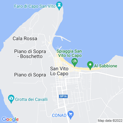 bed and breakfast Hotel a San Vito Lo Capo (TP)