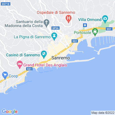 bed and breakfast Hotel a Sanremo (IM)