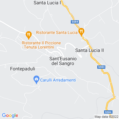 bed and breakfast Hotel a Sant'Eusanio del Sangro (CH)