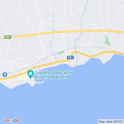 bed and breakfast Hotel a Santa Marinella (RM)