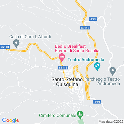 bed and breakfast Hotel a Santo Stefano Quisquina (AG)