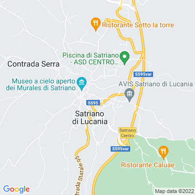 bed and breakfast Hotel a Satriano di Lucania (PZ)