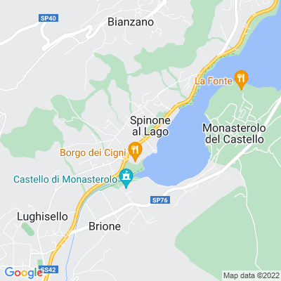 bed and breakfast Hotel a Spinone al Lago (BG)