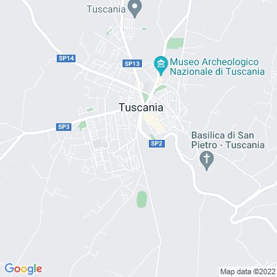bed and breakfast Hotel a Tuscania (VT)
