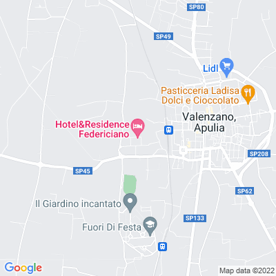 bed and breakfast Hotel a Valenzano (BA)