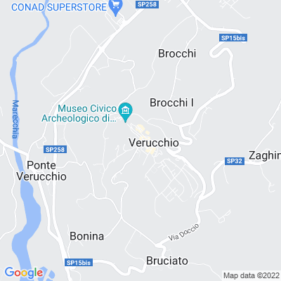 bed and breakfast Hotel a Verucchio (RN)