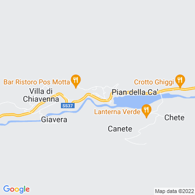 bed and breakfast Hotel a Villa di Chiavenna (SO)