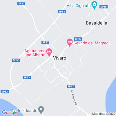 bed and breakfast Hotel a Vivaro (PN)