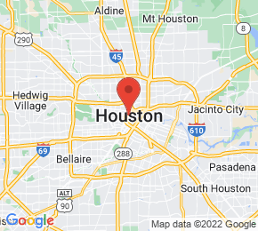 Job Map - Houston, Texas  US