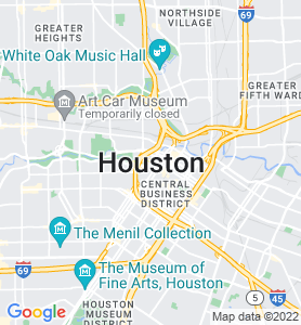Houston TX Map