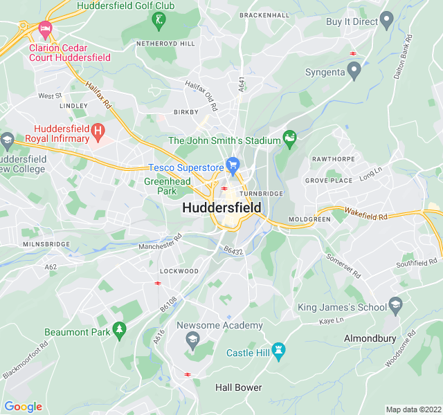 Huddersfield New Build Solicitors Fees