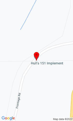 Google Map of Hull's 151 Implement N 3124 North Frontage Road, Waupun, WI, 53963,