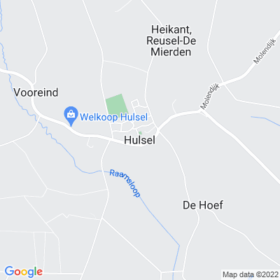 bed and breakfast Hulsel