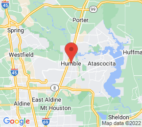 Job Map - Humble, Texas  US
