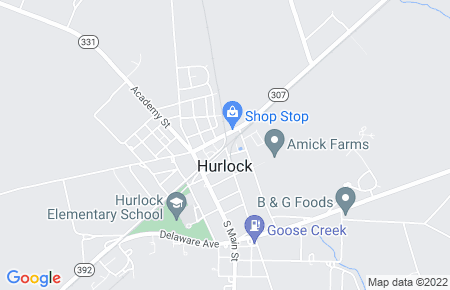 Maryland payday loans Hurlock location