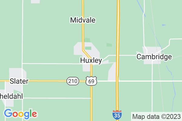 Huxley, IA
