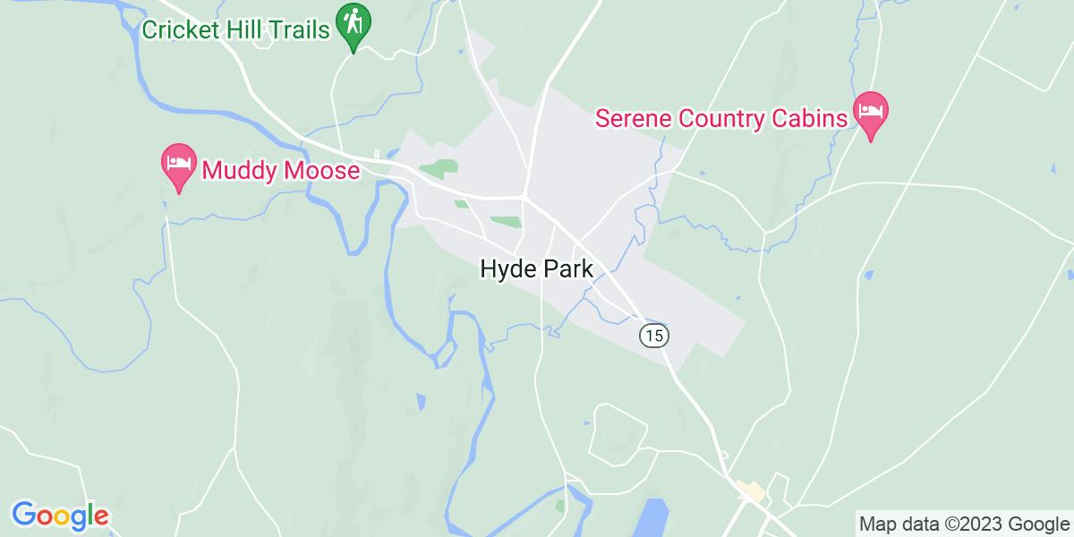Hyde Park, VT