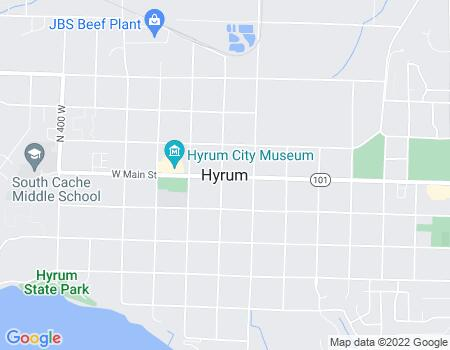 payday loans in Hyrum