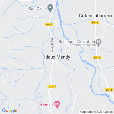 bed and breakfast Idaux-Mendy