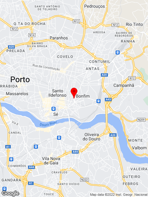 Google Map of Ideavity, Porto Portugal