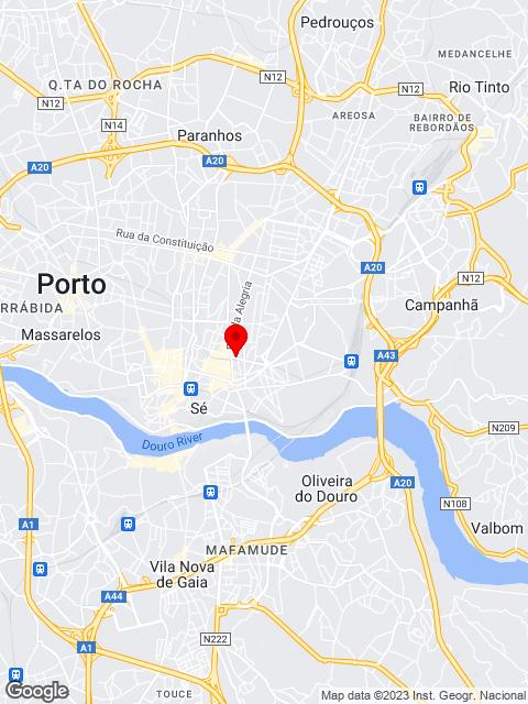 Google Map of Ideavity, Porto Portugal