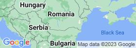 Ilfov map