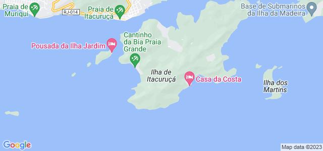 Ilha de Itacuruçá, Rio de Janeiro