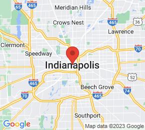 Job Map - Indianapolis, Indiana  US