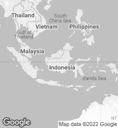 Google Map of Indonesia