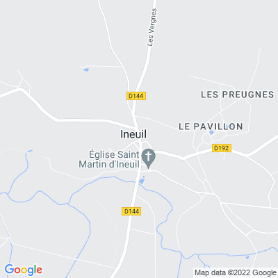 bed and breakfast Ineuil