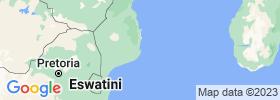 Inhambane map