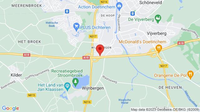 Wassink+Autogroep+Doetinchem op Google Maps