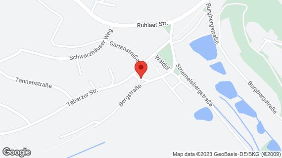 Karte: Inselbergstr.