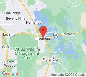 Job Map - Inverness, Florida  US