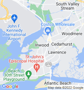 Inwood NY Map