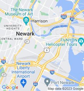 Ironbound NJ Map