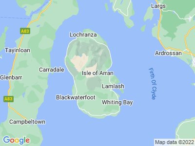 Personal Injury Solicitors in Isle of Arran