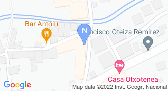LESAKA BERA AUTOESKOLA mapa