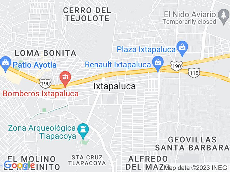 Ixtapaluca, Estado de México