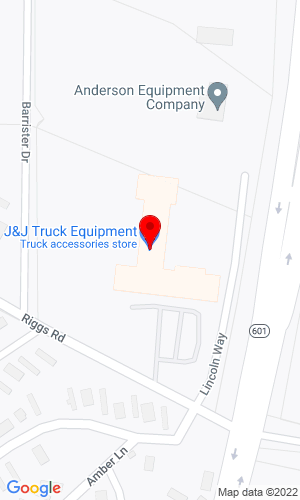 Google Map of J and J Truck Equipment  422 Riggs Rd, Somerset, PA, 15501,