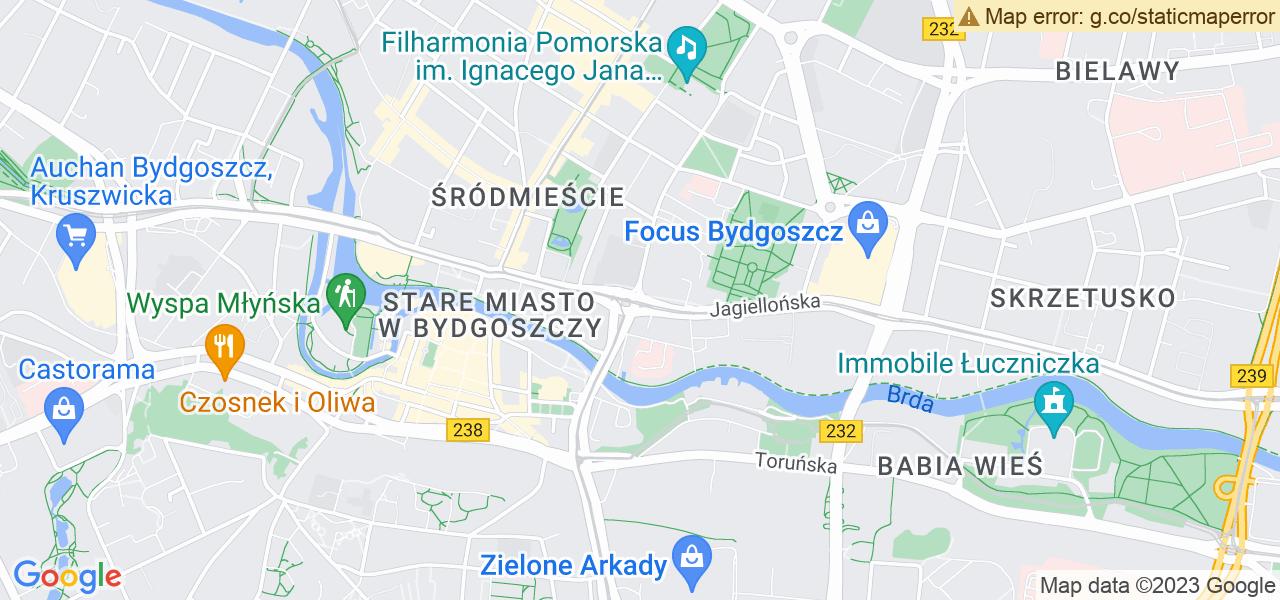 Osiedle Jachcice w Bydgoszczy – w tych punktach ekspresowo wyślesz turbinę do autoryzowanego serwisu