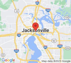 Job Map - Jacksonville, Florida  US