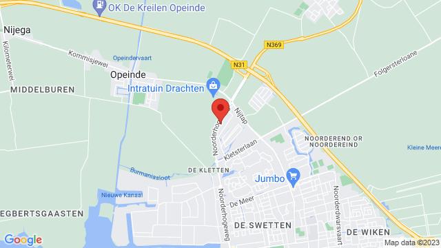 Drachten+Renault op Google Maps