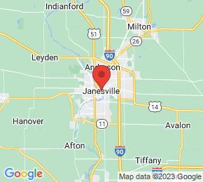 Job Map - Janesville, Wisconsin  US