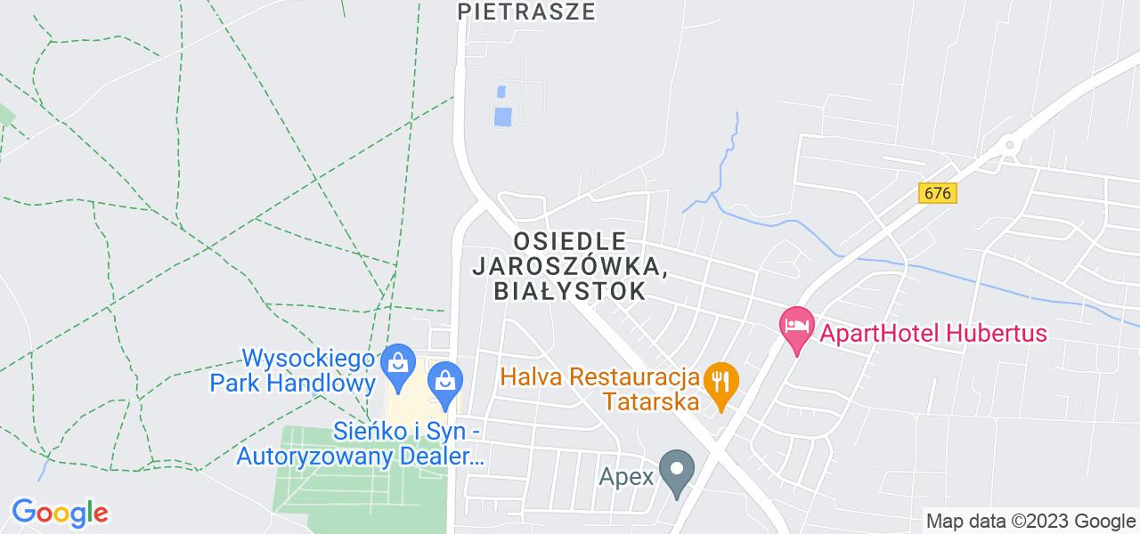 Osiedle Jaroszówka w Białymstoku – w tych punktach ekspresowo wyślesz turbinę do autoryzowanego serwisu